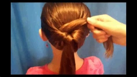 New Very Easy Hairstyles For Medium Hair Youtube Ideas With Pictures