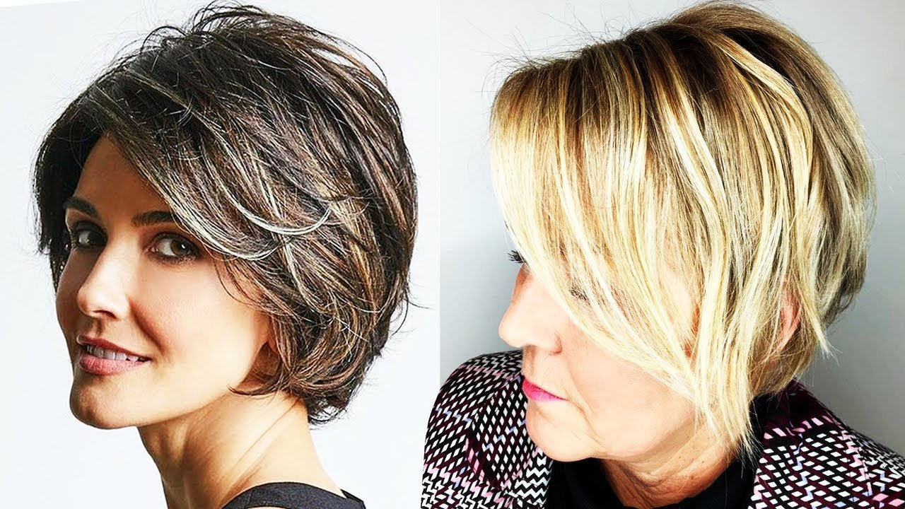 New Haircuts For Older Women 2018 2019 Haircuts And Ideas With Pictures