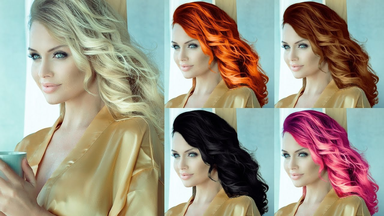 New How To Change Hair Color Blonde To Other Colors Ideas With Pictures