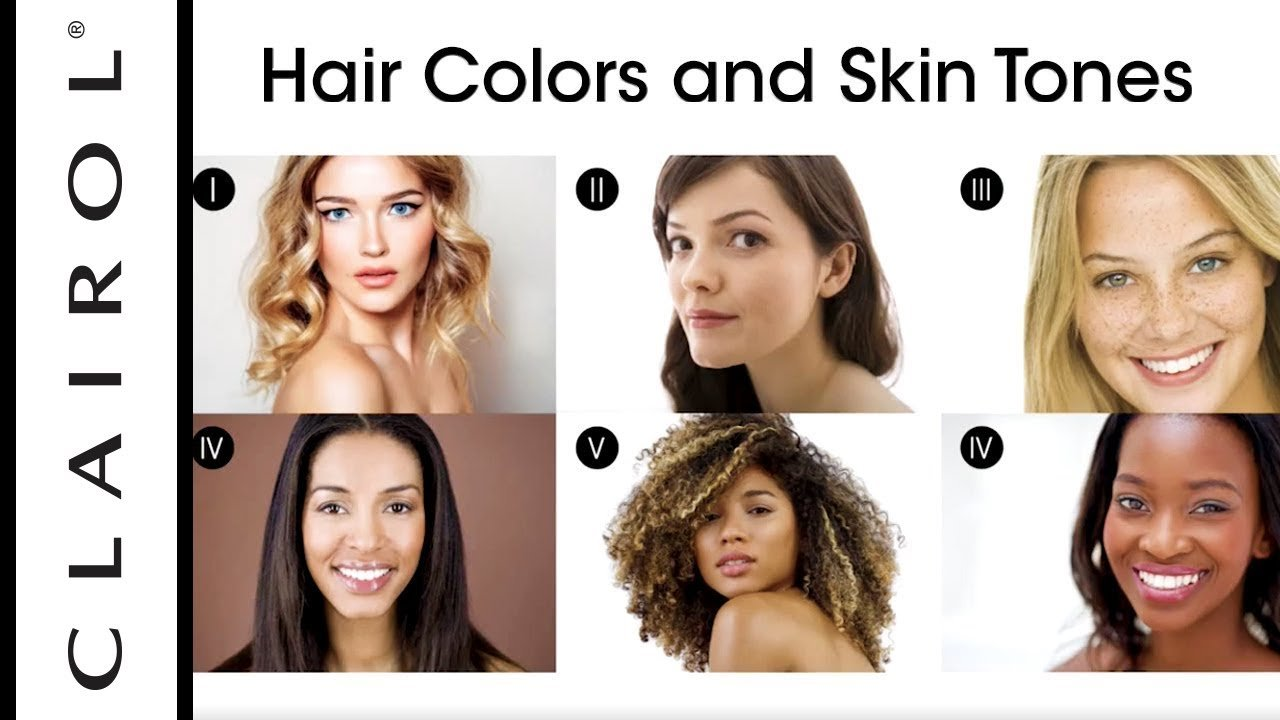 New How To Find The Best Hair Color For Your Skin Tone Ideas With Pictures