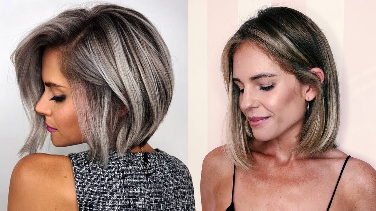 New Goddess Bob Hairstyles 2019 Bob Haircuts For Women 2019 Ideas With Pictures