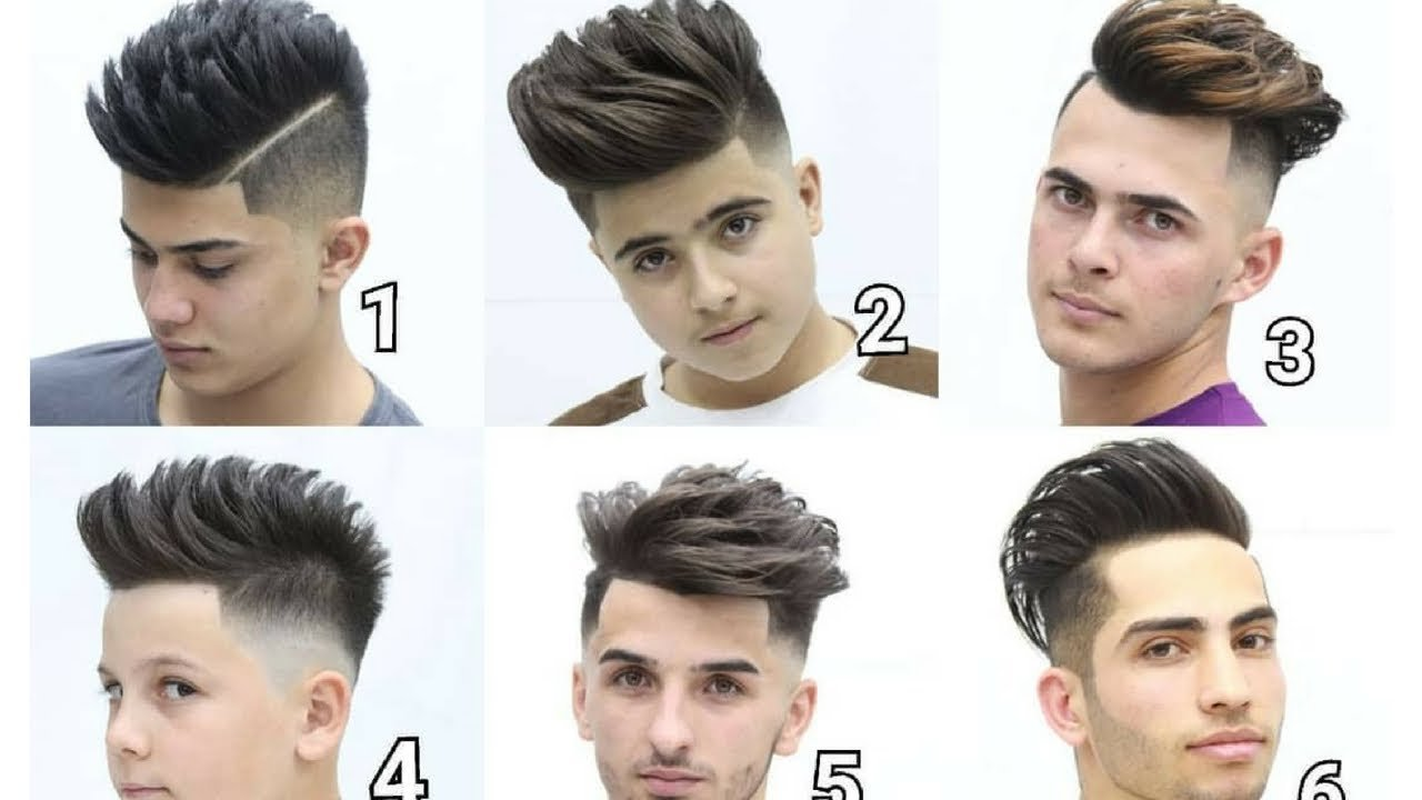 New Top 10 Guys Haircuts For 2019 Mens Hairstyles Trends Ideas With Pictures