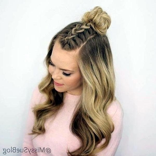 New 15 Photo Of Cute Hairstyles For Thin Long Hair Ideas With Pictures