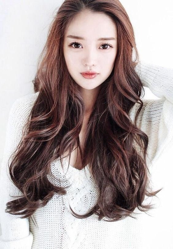 New 2019 Popular Long Hairstyles Asian Ideas With Pictures