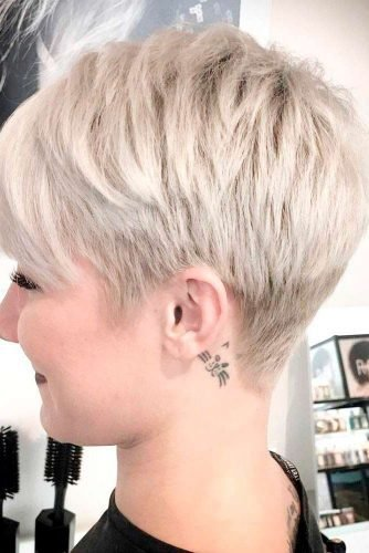New Short Hairstyles For Round Faces 2019 45 Haircuts For Round Faces Ladylife Ideas With Pictures