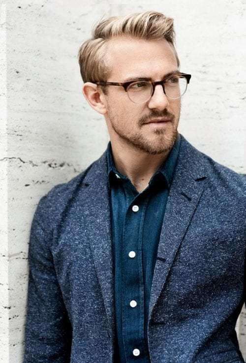 New 40 Favorite Haircuts For Men With Glasses Find Your Ideas With Pictures