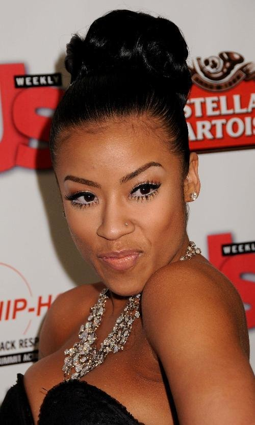 New Colour Revamped Keyshia Cole Hair Definition Ideas With Pictures