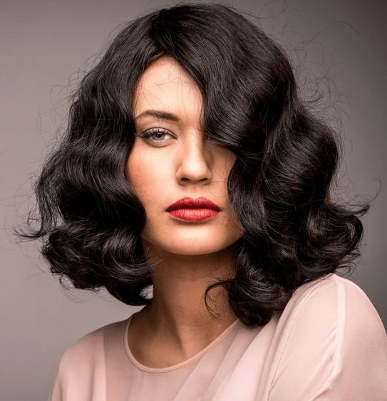 New 30 Glamorous Finger Wave Styles For Any Hair Length Ideas With Pictures