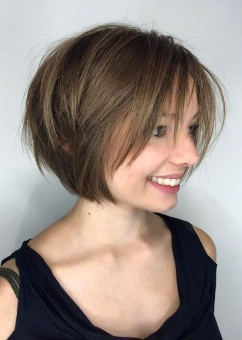 New 30 Layered Bob Haircuts For Weightless Textured Styles Ideas With Pictures