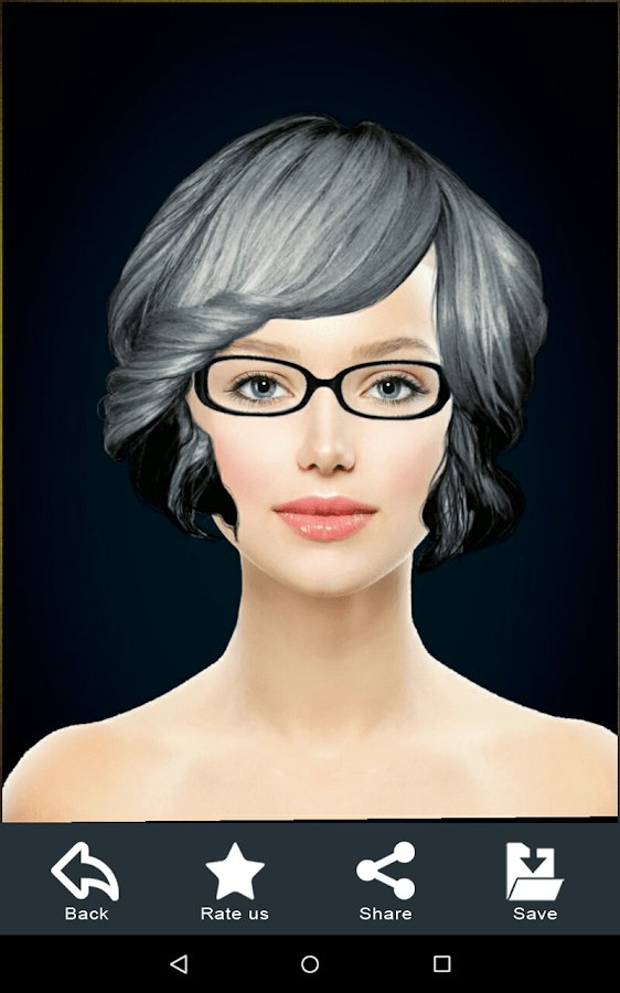 New Hairstyle Changer App Virtual Makeover Women Men Ideas With Pictures