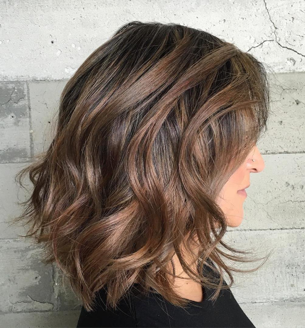 New 60 Most Magnetizing Hairstyles For Thick Wavy Hair Ideas With Pictures