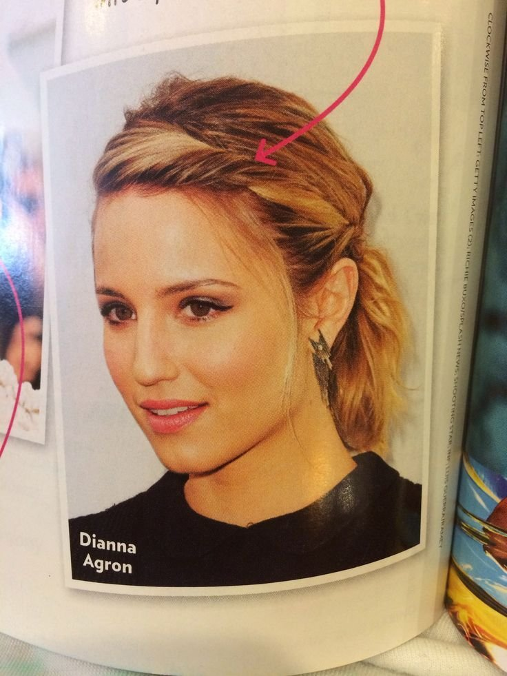 New Hairstyles For Growing Out Your Bangs Via Pinterest Ideas With Pictures