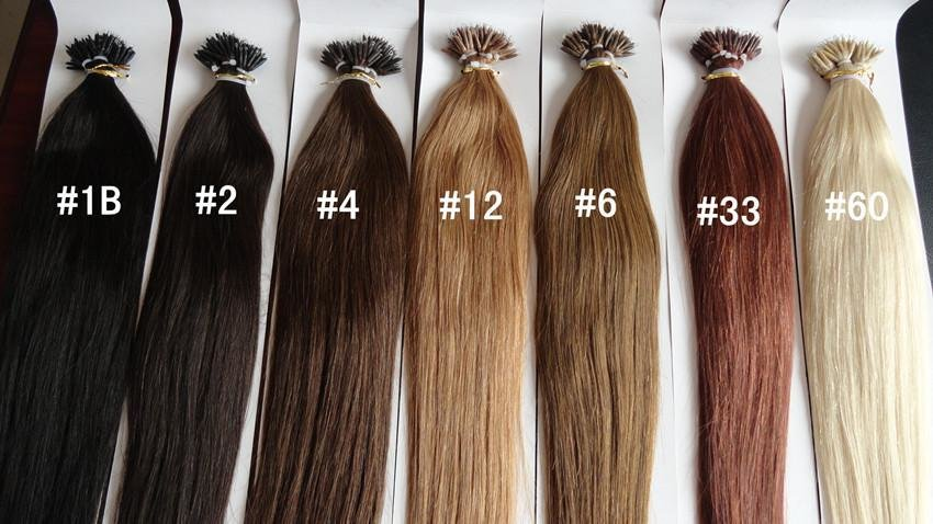 New 6A Grade Nano Ring Hair Extension 100 Brazilian Human Ideas With Pictures
