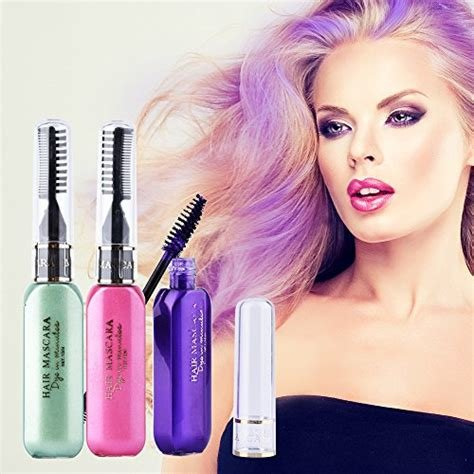 New Ms Dear Temporary Hair Color Chalk 8 Colors Instantly Ideas With Pictures