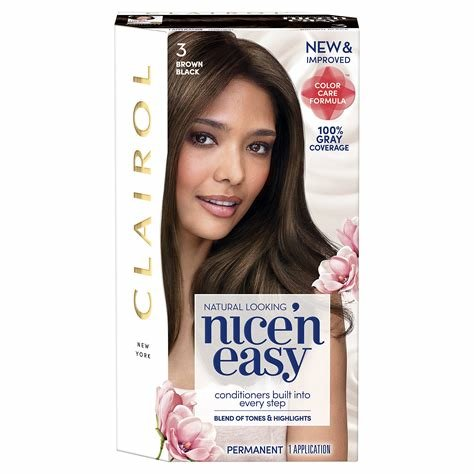 New Amazon Com Clairol Nice N Easy Permanent Color 4 120 Ideas With Pictures