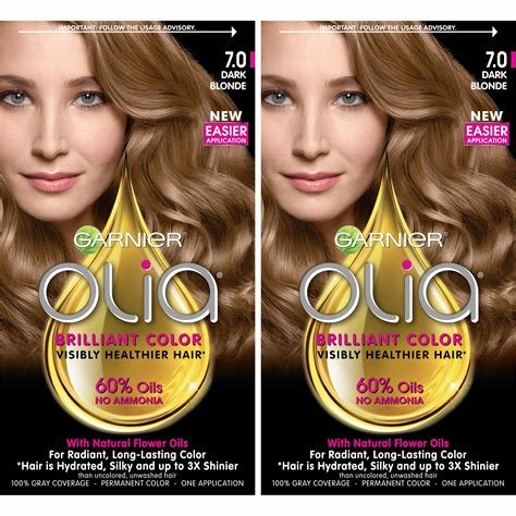 New Amazon Com Garnier Olia Ammonia Free Permanent Hair Color Ideas With Pictures