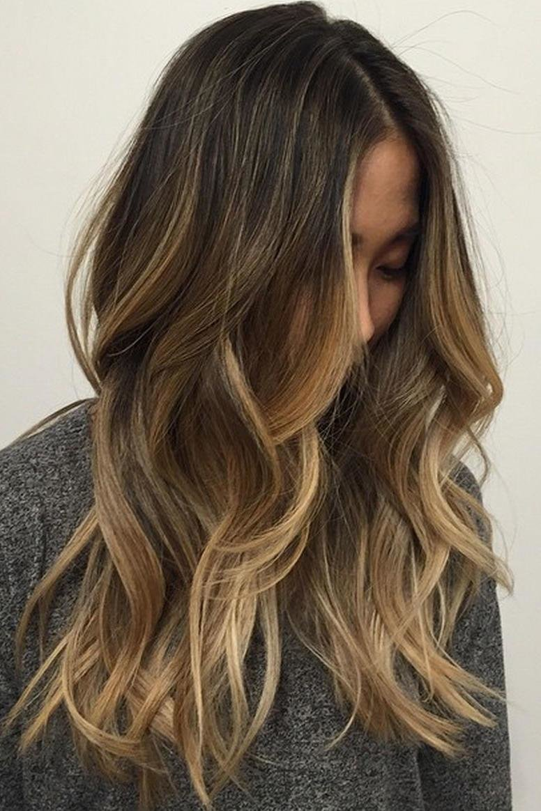 New 29 Brown Hair With Blonde Highlights Looks And Ideas Ideas With Pictures