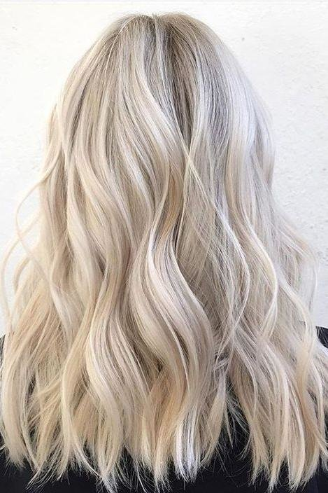 New 10 Blonde Hair Colors For 2019 D*Rty Honey Dark Blonde Ideas With Pictures