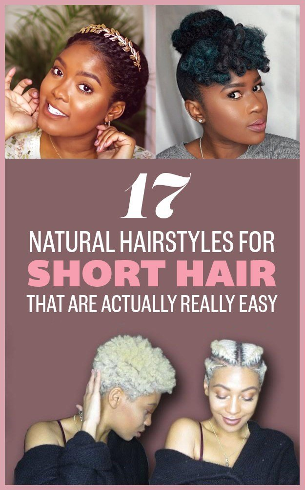 New 17 Gorgeous Natural Hairstyles That Are Easy To Do On Ideas With Pictures