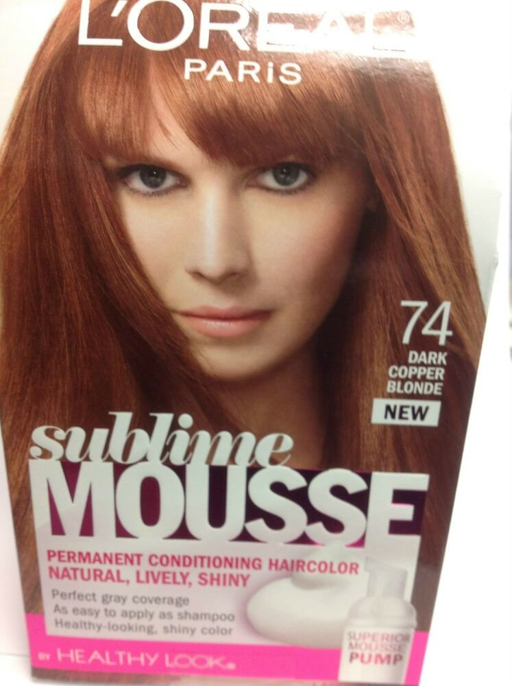New L Oreal Sublime Mousse By Healthy Look Hair Color Dark Ideas With Pictures