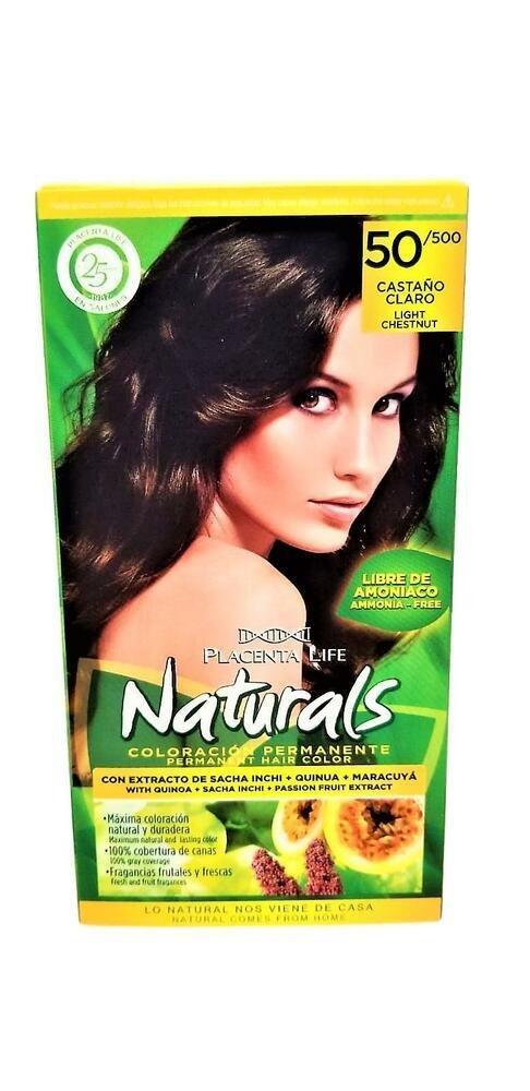New Placenta Life Naturals Permanent Hair Color Ammonia Free Ideas With Pictures
