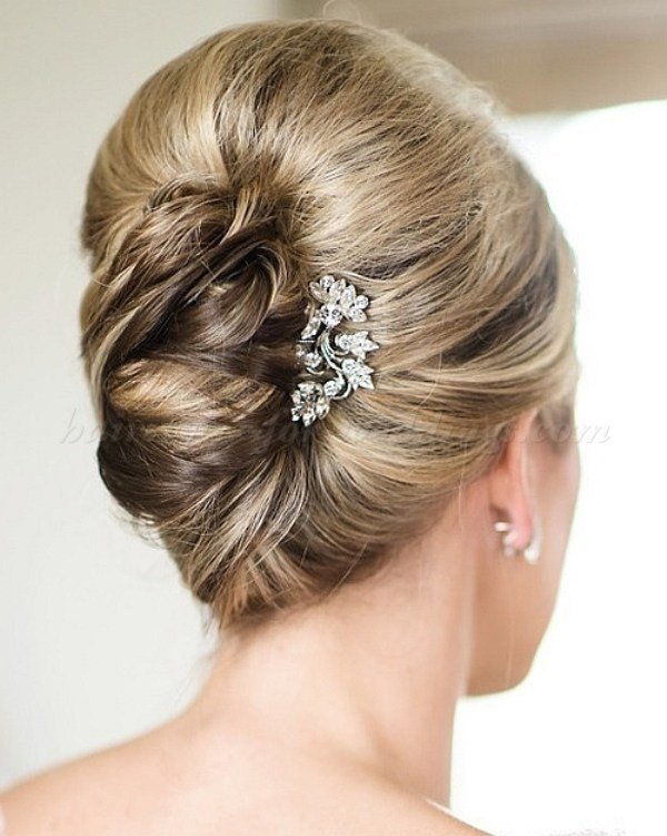 New 21 Elegant French Twist Updos To Get Inspired Weddingomania Ideas With Pictures