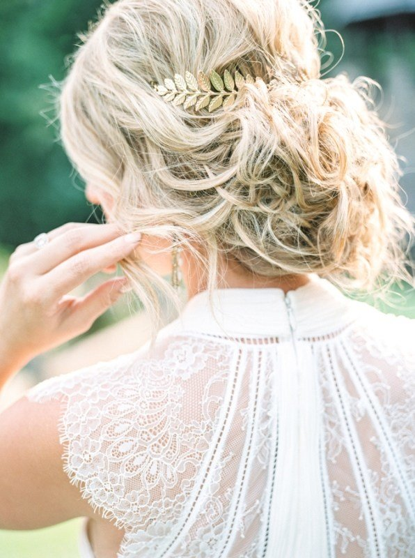 New 26 Chic Messy Chignon Wedding Hairstyles Weddingomania Ideas With Pictures