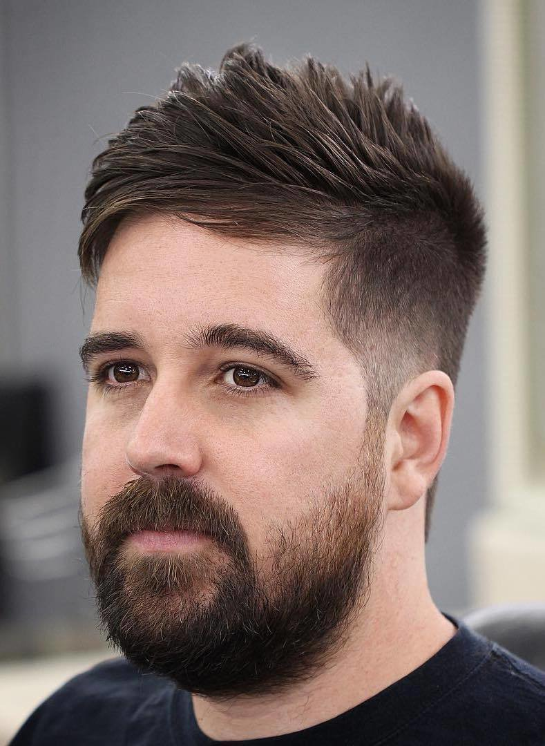 New 20 Hairstyles For Men With Thin Hair Add More Volume Ideas With Pictures