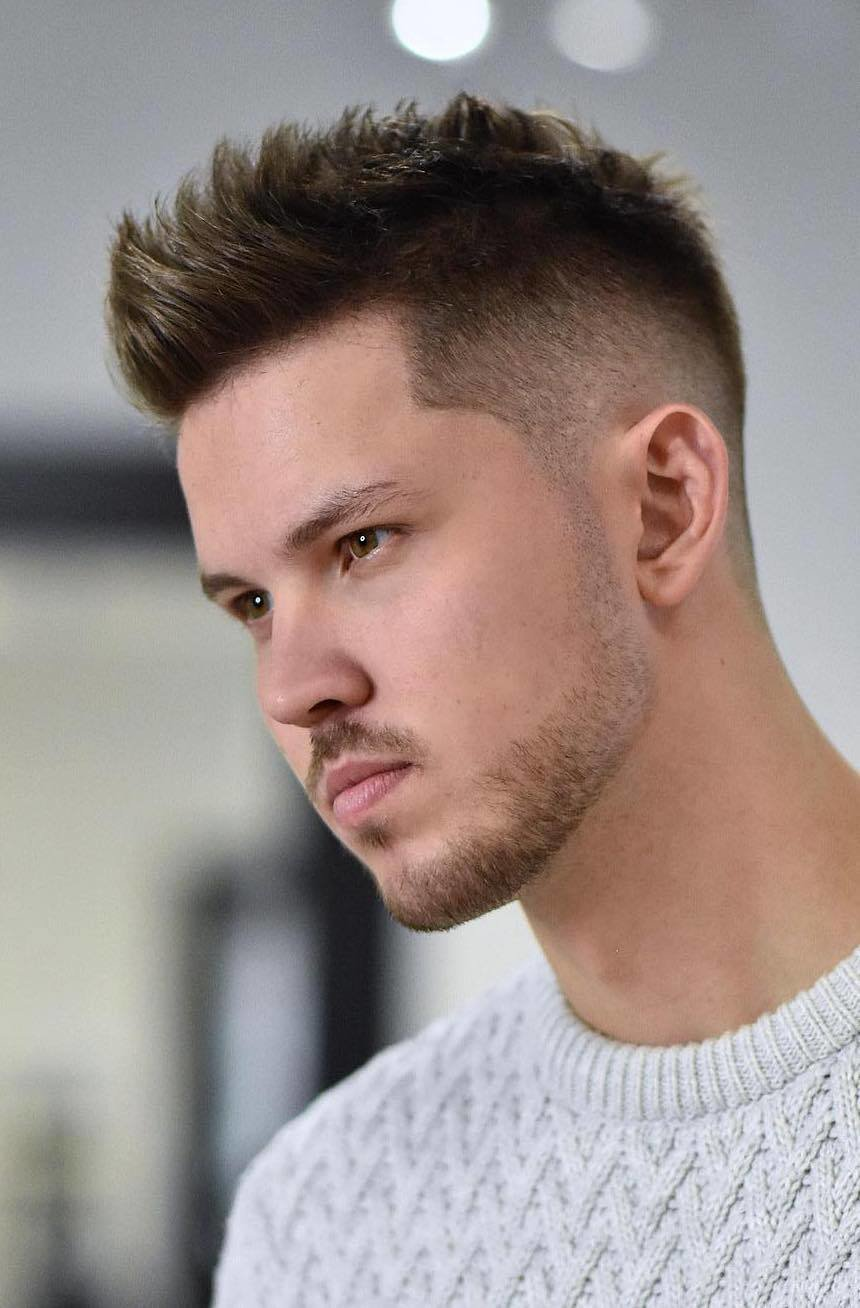 New Handsome And Cool – The Latest Men S Hairstyles For 2019 Ideas With Pictures