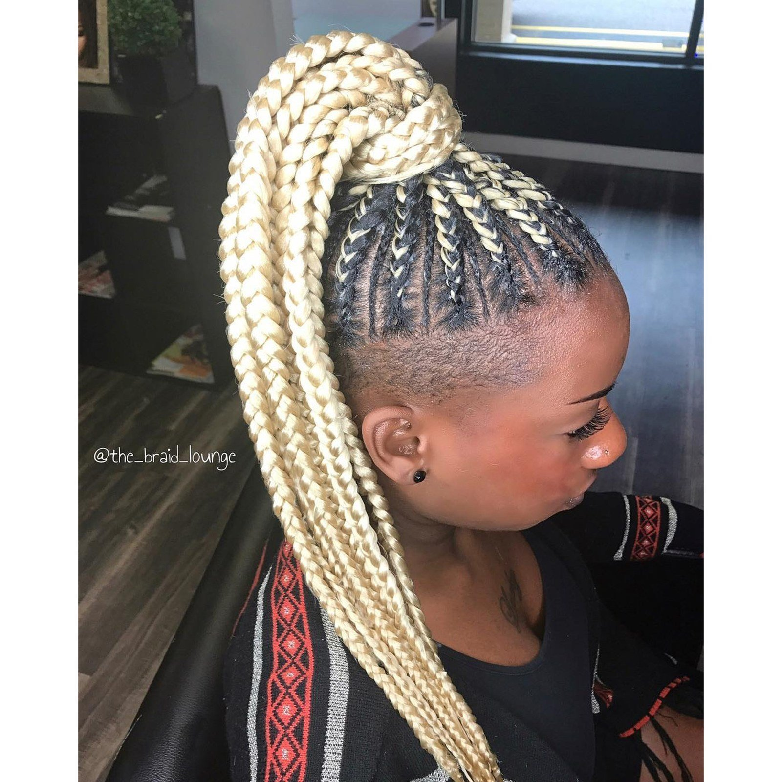 New 28 Best Black Braided Hairstyles To Try In 2018 Allure Ideas With Pictures