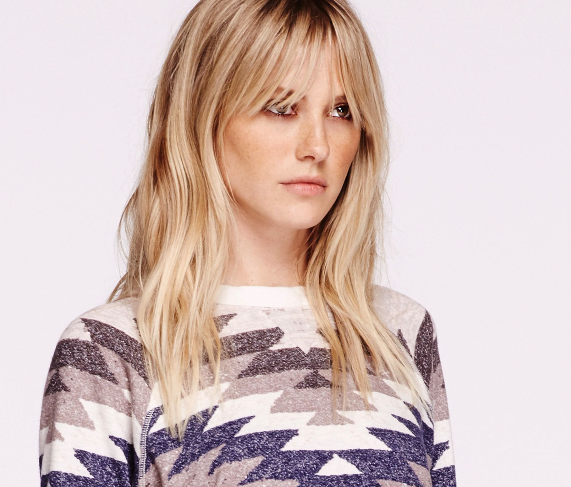 New 16 Great Hairstyles With Bangs Ideas With Pictures Original 1024 x 768