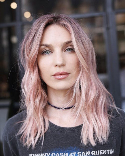 New Hair Color Trends For 2018 2019 Fashionre Ideas With Pictures