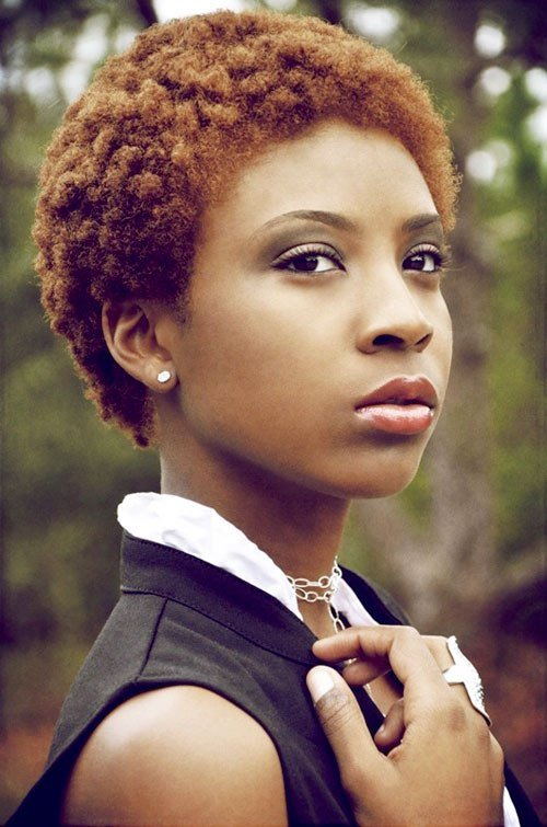 New Short Hairstyles For Black Women From A Different Ideas With Pictures