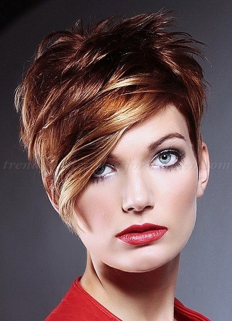 New Trendy Short Hairstyles 2016 Ideas With Pictures