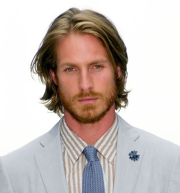 New Men's Long Hairstyles Stylespedia Com Ideas With Pictures