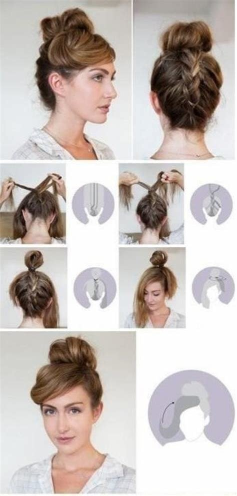 New Do It Yourself Hair Ideas Theberry Ideas With Pictures