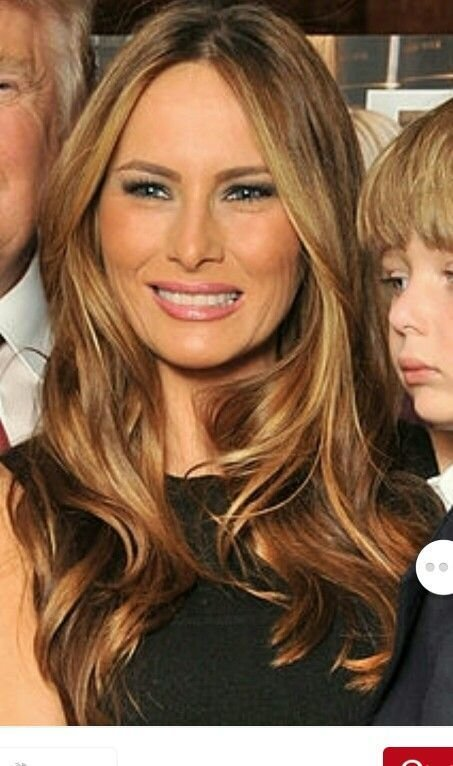 New Melania Trump Hair Color Hair Color Cuts And Tutorials Pinterest Colors Hair And Trump Hair Ideas With Pictures