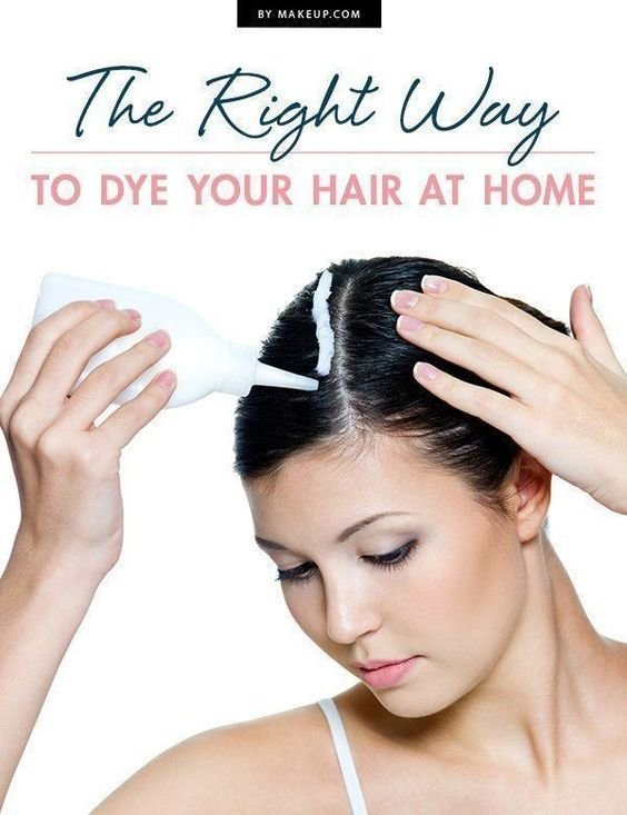 New The Right Way To Dye Your Hair At Home Coloring Hair Ideas With Pictures