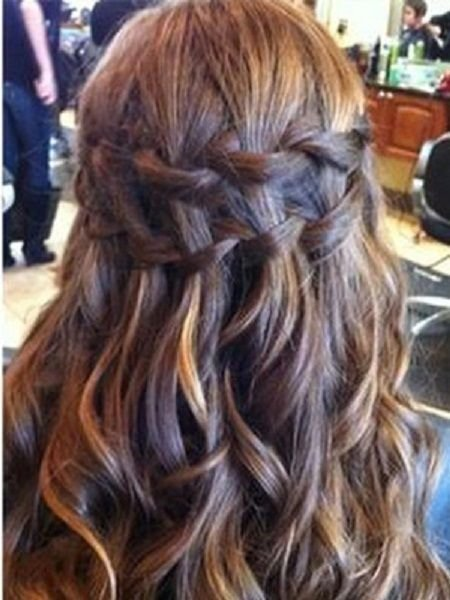 New Braids For Long Hair Braids Long Hair In Formal Ideas With Pictures