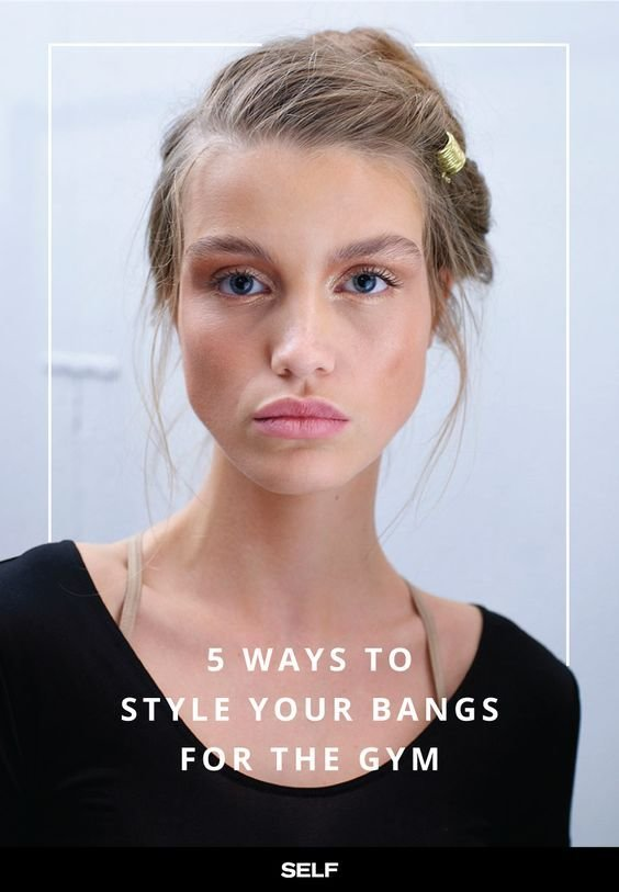 New 5 Creative Ways To Keep Your Bangs Out Of Your Face At The Ideas With Pictures