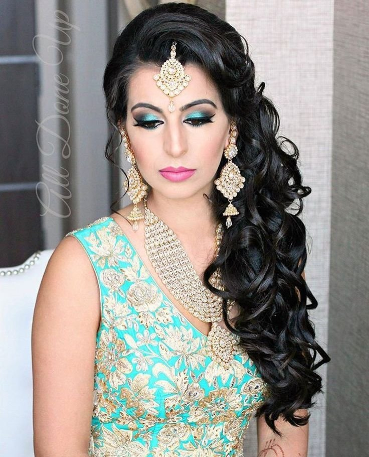 New 1000 Ideas About Indian Wedding Hairstyles On Pinterest Indian Bridal Hairstyles Indian Ideas With Pictures