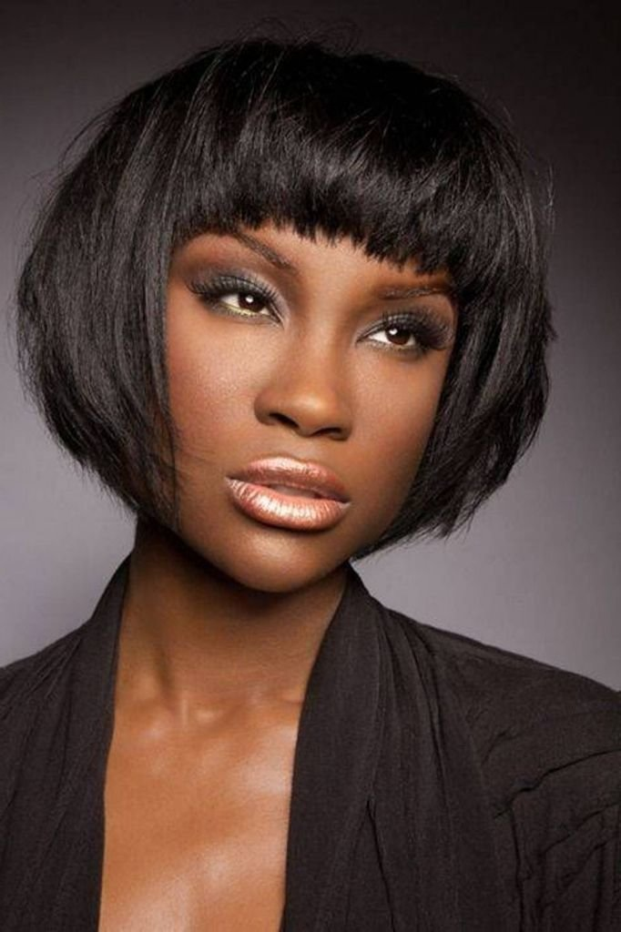 New 25 Best Ideas About African American Short Hairstyles On Ideas With Pictures Original 1024 x 768