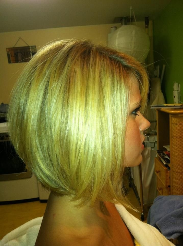 New 25 Best Ideas About Stacked Bob Long On Pinterest Ideas With Pictures