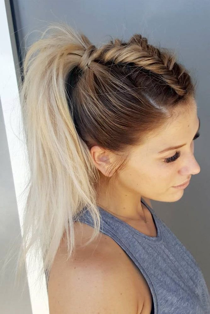 New 25 Best Short Ponytail Hairstyles Trending Ideas On Ideas With Pictures