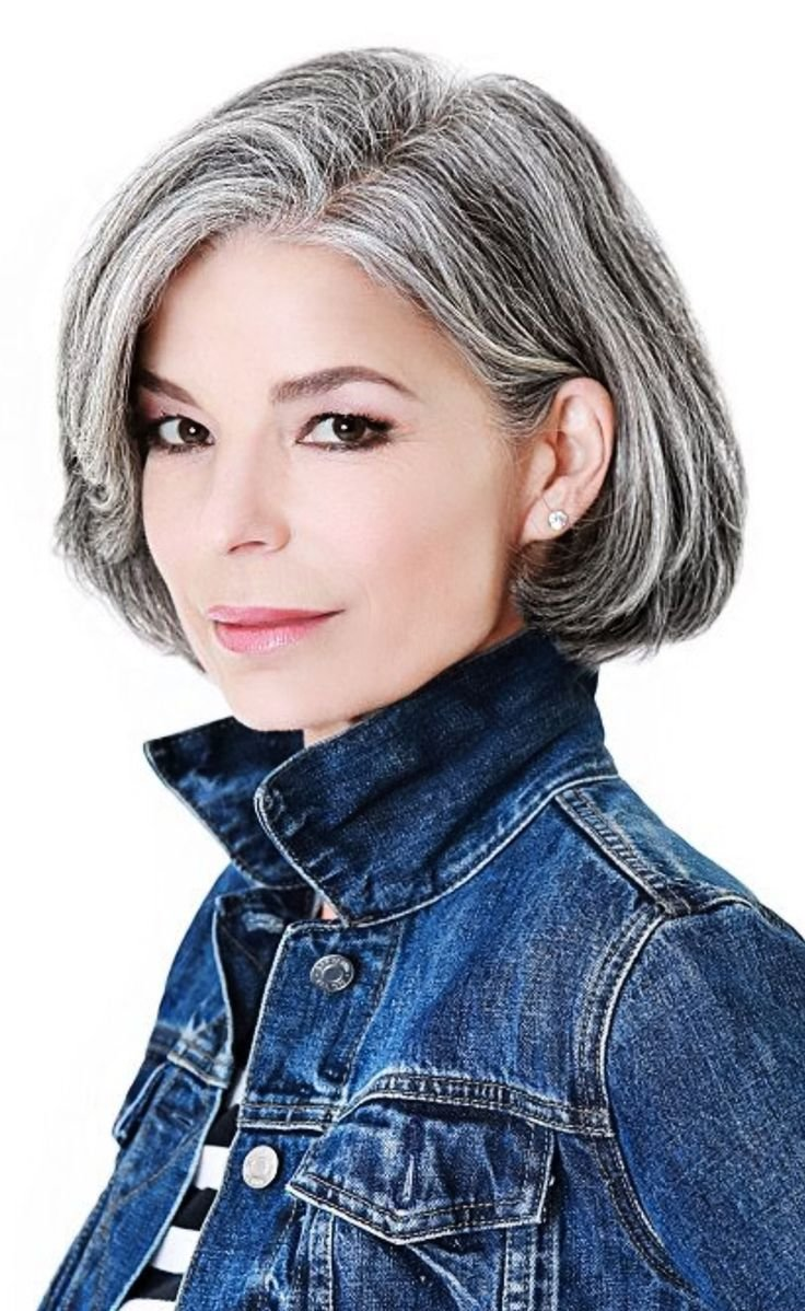 New 1314 Best Images About Gorgeous Gray Hair On Pinterest Ideas With Pictures