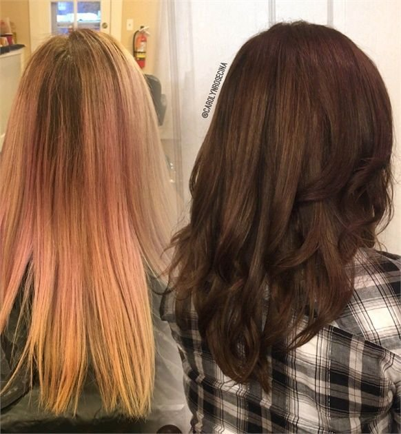 New 17 Best Ideas About Color Correction Hair On Pinterest Ideas With Pictures
