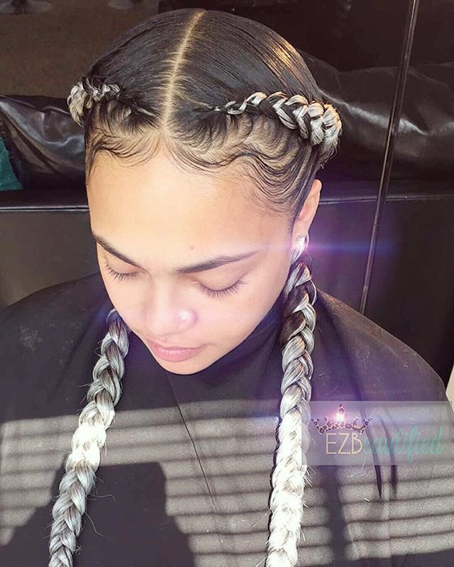 New 25 Best Ideas About Two Cornrows On Pinterest 2 Cornrow Ideas With Pictures
