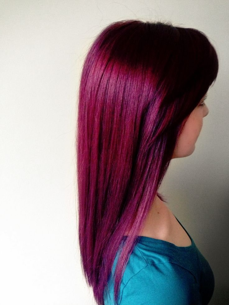 New 1000 Ideas About Violet Hair Colors On Pinterest Red Ideas With Pictures