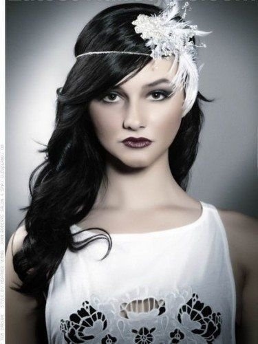 New 1000 Ideas About 1920S Long Hair On Pinterest 1920S Hair Tutorial Great Gatsby Hair And Ideas With Pictures