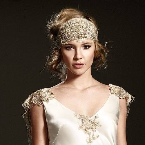 New Great Gatsby Inspired Hairstyles And Hair Accessories Ideas With Pictures
